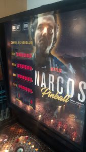 COMIC CON EXPERIENCE 2016 NARCOS